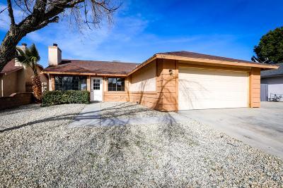 Lancaster Single Family Home For Sale: 529 E Ave J 9