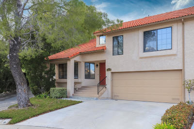 Newhall Single Family Home For Sale: 20049 Avenue Of The Oaks
