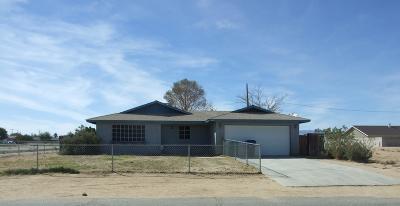 California City Single Family Home For Sale: 8361 Redwood Boulevard