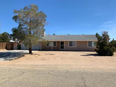 California City Single Family Home For Sale: 19824 Neuralia Road