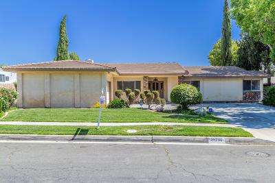 Palmdale Single Family Home For Sale: 39700 Country Club Drive