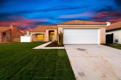 Rosamond Single Family Home For Sale: 1117 Hastings Avenue