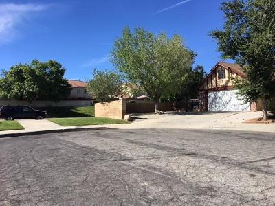 Palmdale Single Family Home For Sale: 37603 Melton Avenue