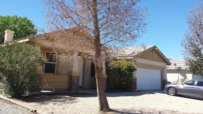 Palmdale Single Family Home For Sale: 5826 Atlas Way