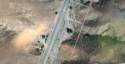 Santa Clarita Residential Lots & Land For Sale: 14158 Sierra Highway Highway