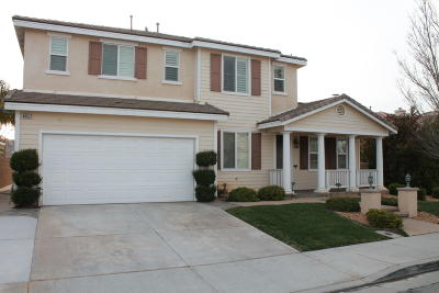 Palmdale Single Family Home For Sale: 40627 Champion Way