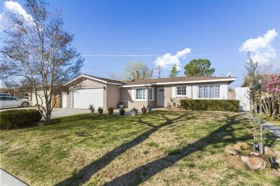 Lancaster Single Family Home For Sale: 44945 Harlas Avenue