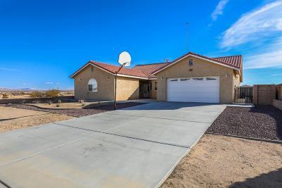 California City Single Family Home For Sale: 20510 Cooper Drive