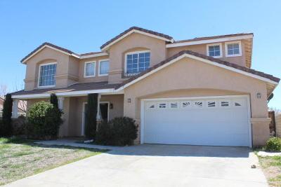 Rosamond Single Family Home For Sale: 3558 Glenridge Avenue