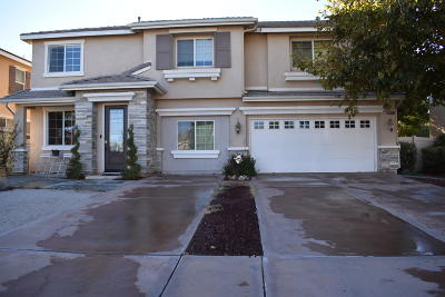 Palmdale Single Family Home For Sale: 39017 W Pacific Highland Street