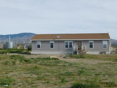 Rosamond Single Family Home For Sale: 16271 W Rosamond Boulevard