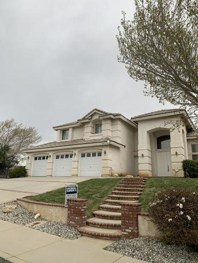 Lancaster Single Family Home For Sale: 7357 Roundhill Drive