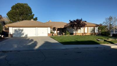 Palmdale Single Family Home For Sale: 41311 Myrtle Street