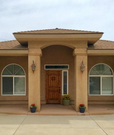 Agua Dulce Single Family Home For Sale: 33121 Canyon Quail