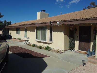 Lancaster Single Family Home For Sale: 42110 W 21st Street