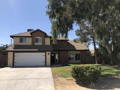 California City Single Family Home For Sale: 9950 Karen Avenue