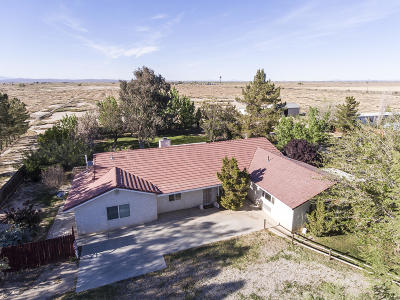 Palmdale, Lancaster, Quartz Hill, Antelope Acres, Rosamond, Leona Valley, Lake Elizabeth, Lake Hughes, Juniper Hills, Littlerock, Llano, Pearblossom, Lake Los Angeles, Wrightwood Single Family Home For Sale: 6763 E Avenue H