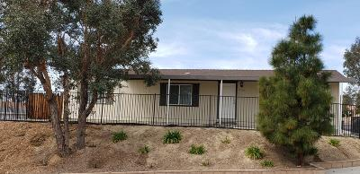 Rosamond Single Family Home For Sale: 2300 E Valley Vista