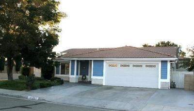 Palmdale Single Family Home For Sale: 37807 Sulphur Springs Road
