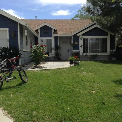 Palmdale Single Family Home For Sale: 4360 Saddleback Road