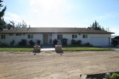 Mojave Single Family Home For Sale: 8043 Mojave-Tropico Road