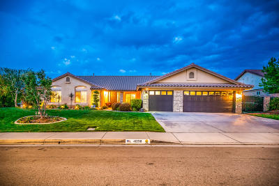 Palmdale Single Family Home For Sale: 41238 Clayton Court