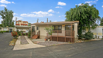 Santa Clarita Mobile Home For Sale: 18204 Soledad Canyon Rd Road #17
