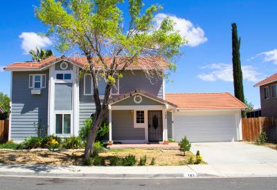 Palmdale Single Family Home For Sale: 153 E Avenue R4