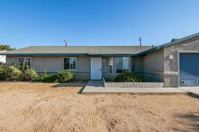 California City Single Family Home For Sale: 8772 Eucalyptus Avenue