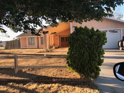 California City Single Family Home For Sale: 9825 Sally Avenue