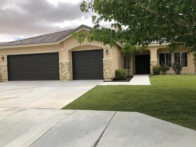 Lancaster Single Family Home For Sale: 44520 Palo Verde Street