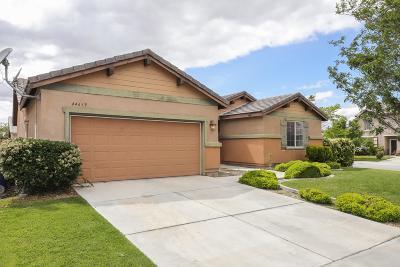 Lancaster Single Family Home For Sale: 44639 Painted Desert Street