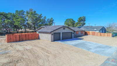 California City Single Family Home For Sale: 10040 Karen Avenue