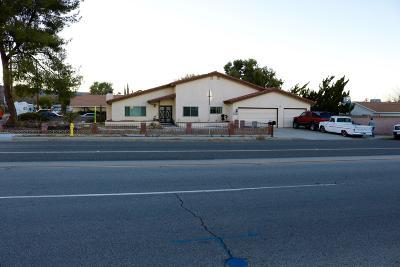 Quartz Hill Single Family Home For Sale: 41605 45th St West