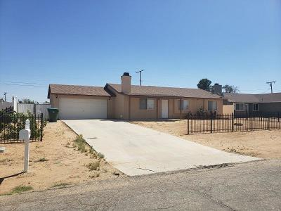 California City Single Family Home For Sale: 8824 Bay Avenue