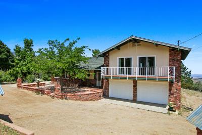 Pearblossom Single Family Home For Sale: 14650 Big Sky Drive