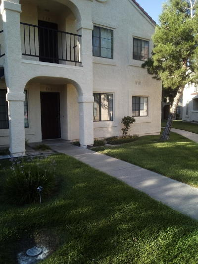 Palmdale Condo/Townhouse For Sale: 2554 Olive Drive #111