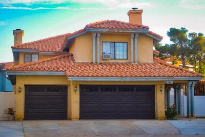 Palmdale Single Family Home For Sale: 376 Rainbow