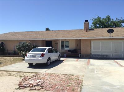 Single Family Home For Sale: 19504 E Avenue G