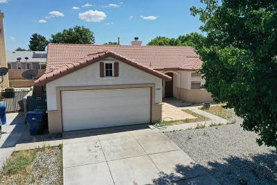 Lancaster Single Family Home Active Under Contract: 1228 W Holguin Street