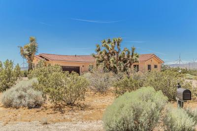 Mojave Single Family Home For Sale