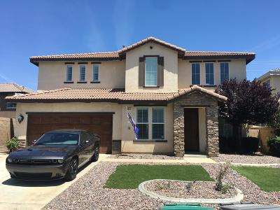 Palmdale Single Family Home For Sale: 3931 Tournament Drive