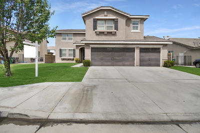 Lancaster Single Family Home For Sale: 44219 W 46th Street