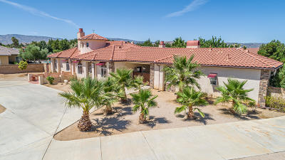 Lancaster Single Family Home For Sale: 42153 Lupin Way
