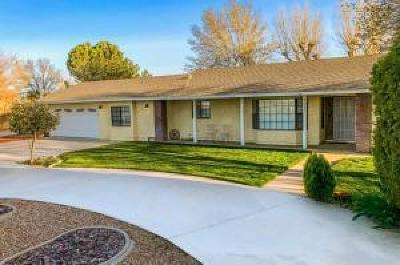 Lancaster Single Family Home For Sale: 5020 E Ave K 4