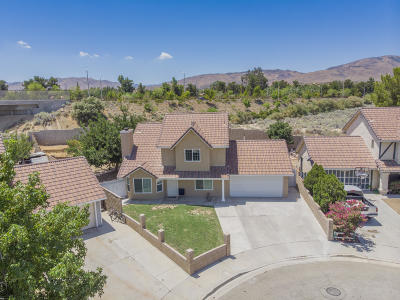 Palmdale Single Family Home For Sale: 37208 Bedford Court