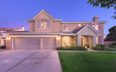 Lancaster Single Family Home For Sale: 3166 W Avenue M2