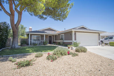 Lancaster Single Family Home For Sale: 2205 W Avenue K12