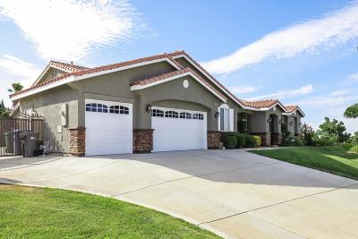 Palmdale Single Family Home For Sale: 40559 W 55th St West Street