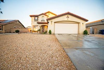 Palmdale Single Family Home For Sale: 38310 Pioneer Drive
